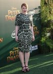 Bryce Dallas Howard at Pete's Dragon Premiere in Hollywood