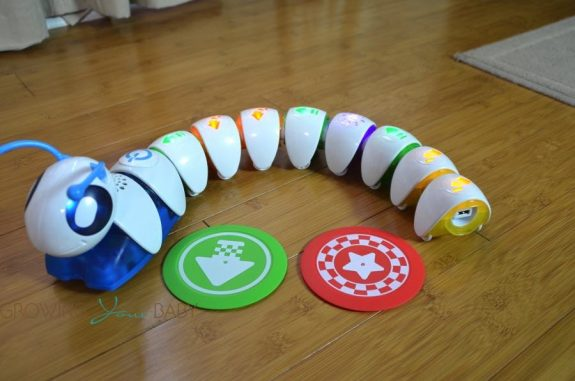 New! Fisher Price Code-a-pillar Review - whole set