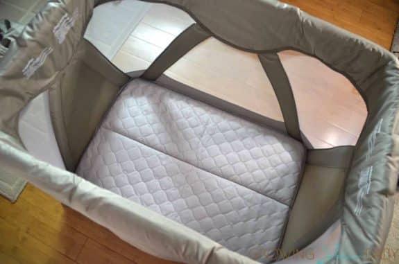 Nuna Sena Mini Playard - without bassinet