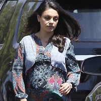 Mila Kunis Steps Out in LA