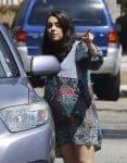 Pregnant Mila Kunis out Running Errands In LA