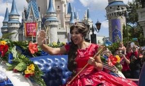 Princess Elena of Avalor, the first Latin-inspired Disney princess Walt Disney World f