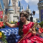 Elena of Avalor Debuts At Walt Disney World