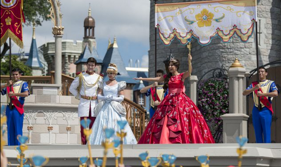 Princess Elena of Avalor, the first Latin-inspired Disney princess Walt Disney World