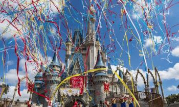 Princess Elena of Avalor, the first Latin-inspired Disney princess celebrates Walt Disney World