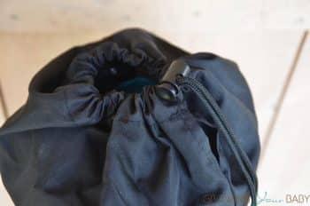 Summer Infant Pop 'n Play Ultimate Playard - bag closing
