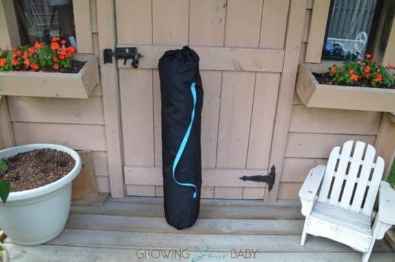Summer Infant Pop 'n Play Ultimate Playard - travel bag