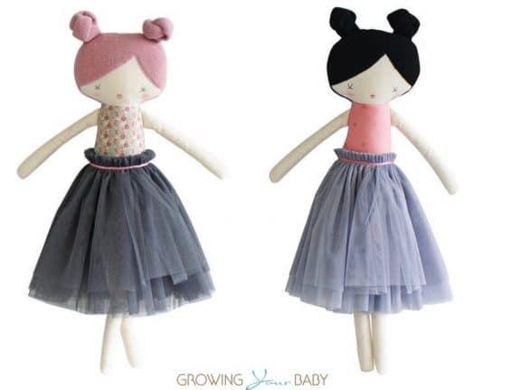 Alimrose Collette Dolls