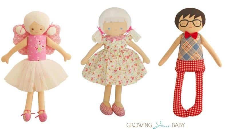 Alimrose Dolls