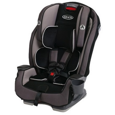 Recalled Graco Milestone All-in-One car seats