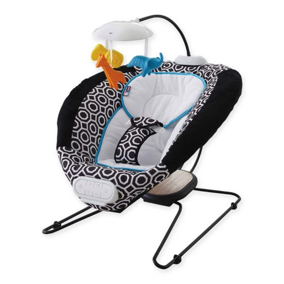 Jonathan Adler Crafted by Fisher Price Deluxe Bouncer