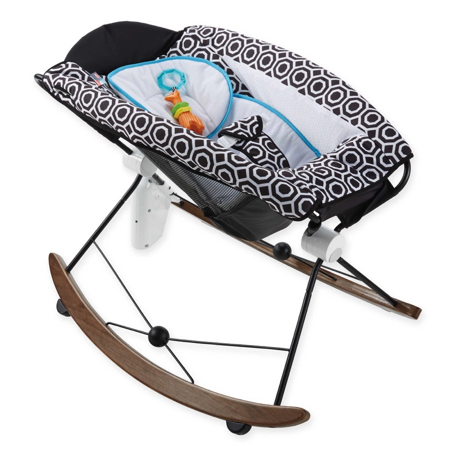 Jonathan Adler Deluxe Rock 'n Play Sleeper
