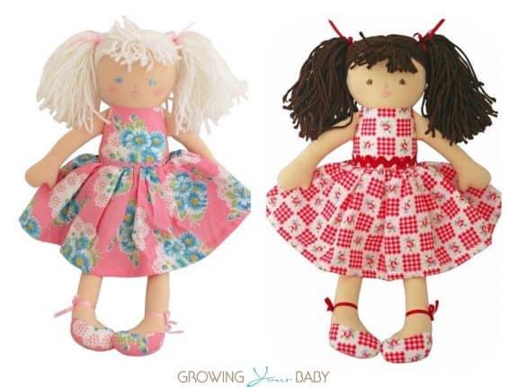 alimrose Ginny Doll