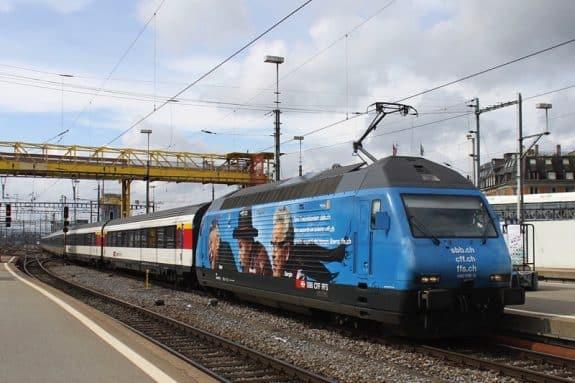 biel/bienne train station