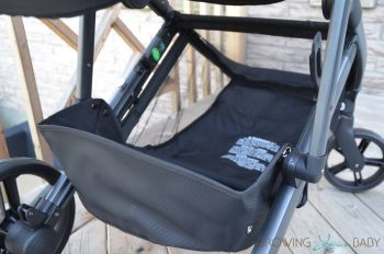 2017 Britax B-Ready shopping basket