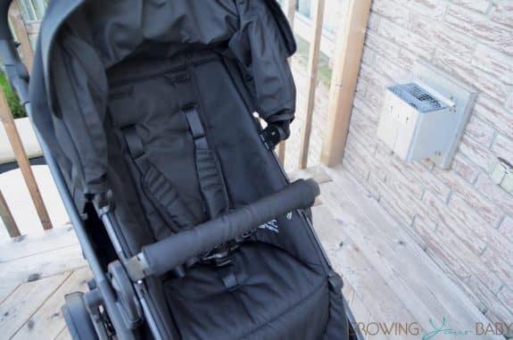 2017 Britax B-Ready stroller seat