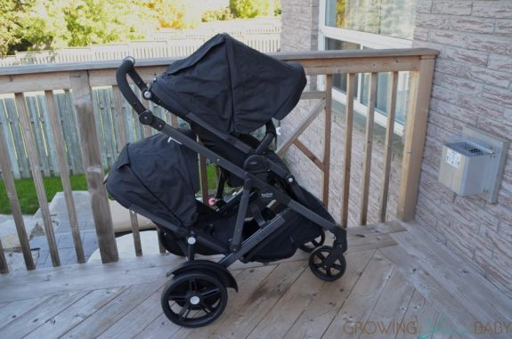 2017 Britax B-Ready second seat