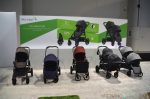 2017 Baby Jogger City Select Lux stroller