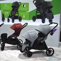 Baby Jogger Announces New City Select Lux Stroller for 2017!{Video}