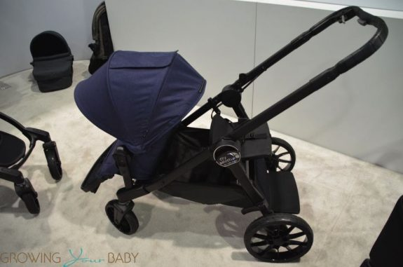 Baby Jogger Announces New City Select Lux Stroller For
