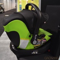 Kiddy Set To Release First Infant Car Seat To Recline In The Vehicle