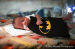 March of Dimes Super NICU babies Halloween - batman