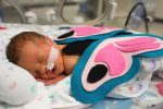March of Dimes Super NICU babies Halloween - butterfly