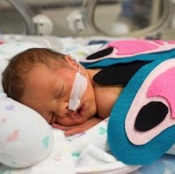 March of Dimes Turns NICU Preemies Into Super Babies!