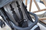 Summer Infant 3Dtwo Double Convenience Stroller - front seat