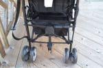 Summer Infant 3Dtwo Double Convenience Stroller - storage basket