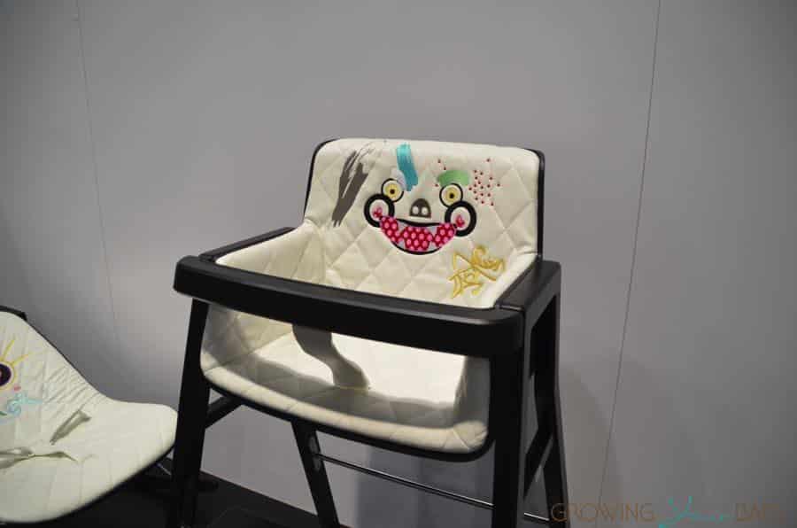 Cybex Marcel Wandars Collaboration Highchair