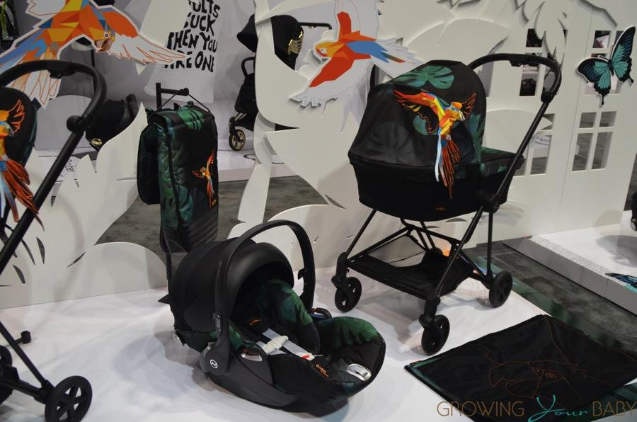 New Cybex Birds Of Paradise Collection Growing Your Baby