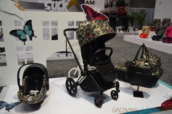 New Cybex Butterfly collection