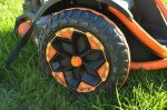Power Wheels Wild Thing wheels
