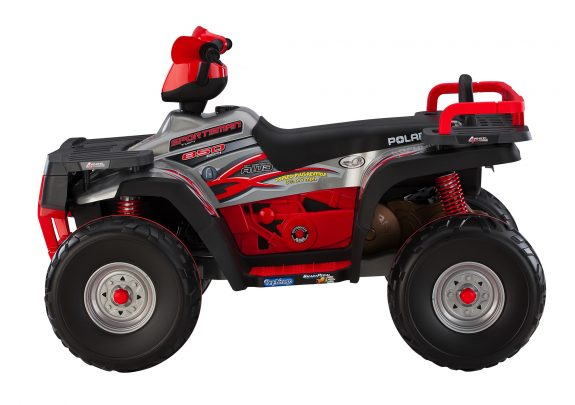 Recalled Peg Perego 850 Polaris Sportsman ride-on vehicle