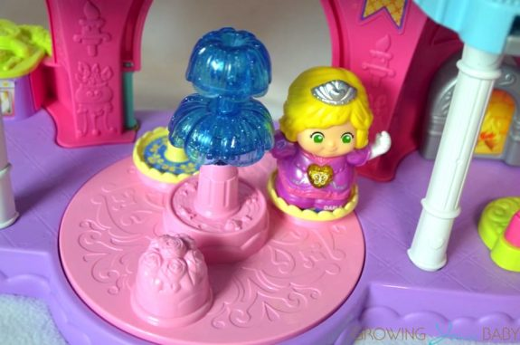 Vtech Go! Go! Smart Friends enchanted Princess Palace - ballroom