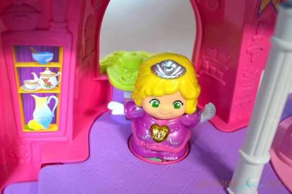 Vtech Go! Go! Smart Friends enchanted Princess Palace - kitchen