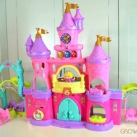 VTECH Go! Go! Smart Friends Enchanted Princess Palace {VIDEO}