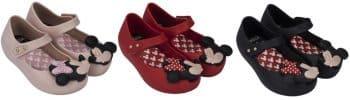 mini melissa disney shoes
