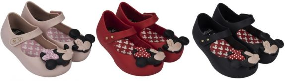 mini melissa disney shoes