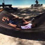 Beaches Resort Turks and Caicos - Jerk shack hammocks