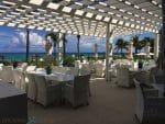 Beaches Resort Turks and Caicos - bay side restaurant key west village