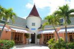 Beaches Resort Turks and Caicos - french village le petite chateau