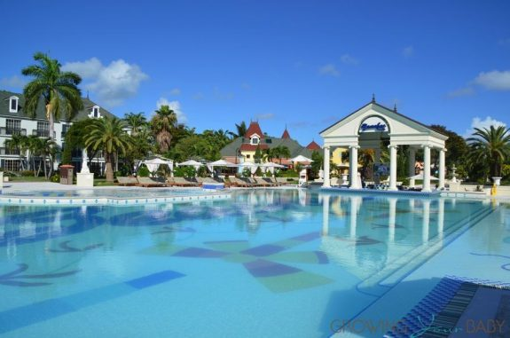 Beaches Resort Turks and Caicos - french village pool