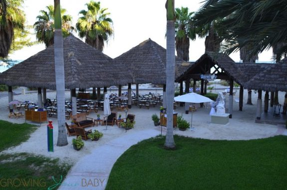 Beaches Resort Turks and Caicos - italian village barefoot restaurant