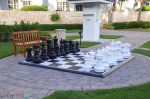 Beaches Resort Turks and Caicos - life sized chess