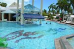 Beaches Resort Turks and Caicos - pool caribbean village