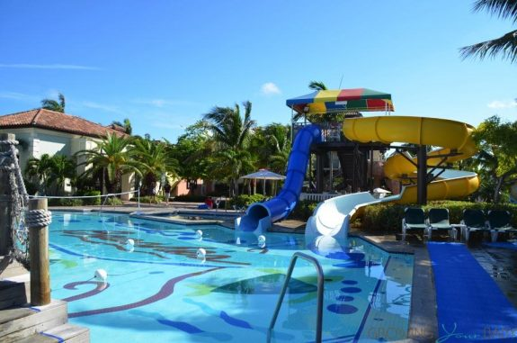 Beaches Resort Turks and Caicos - water slides