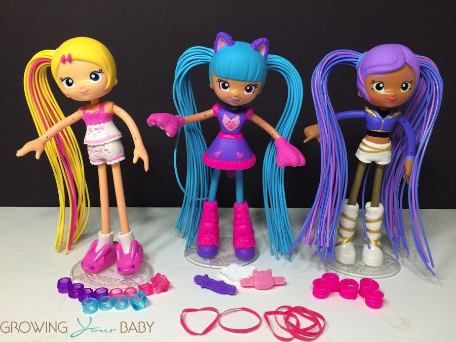 Mix and Match With Betty Spaghetty