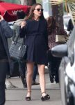 Pregnant Natalie Portman steps out in LA